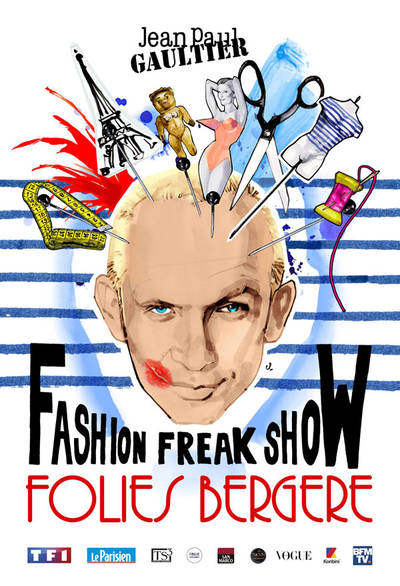 Jean Paul Gaultier The Fashion Freak Show