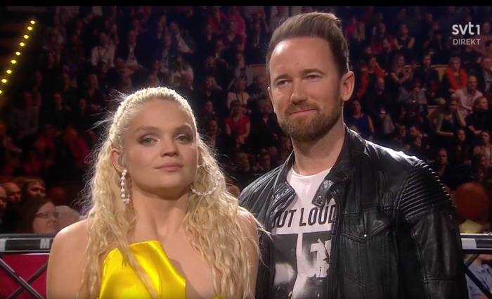 Melodifestivalen 2018 : Seconde Chance