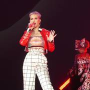 Katy Perry à l'AccorHotels Arena Bercy (Paris - 2018)